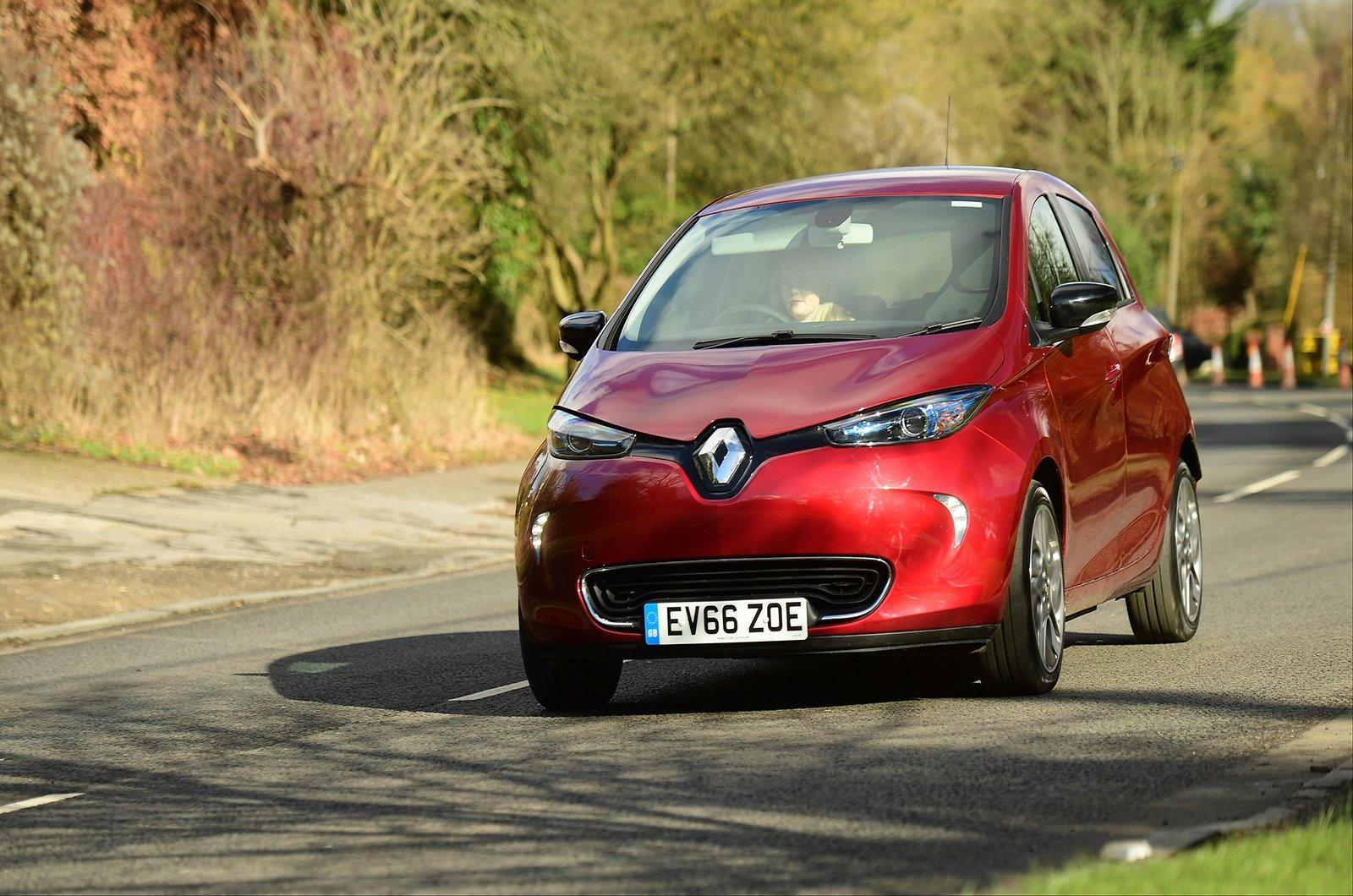 1: Renault Zoe