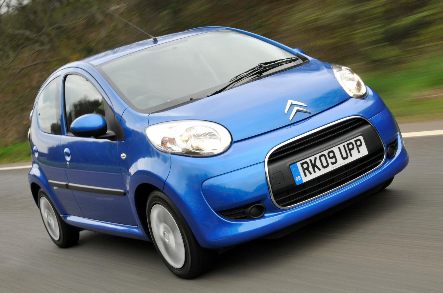Top 10 Older City Cars And Small For Reliability