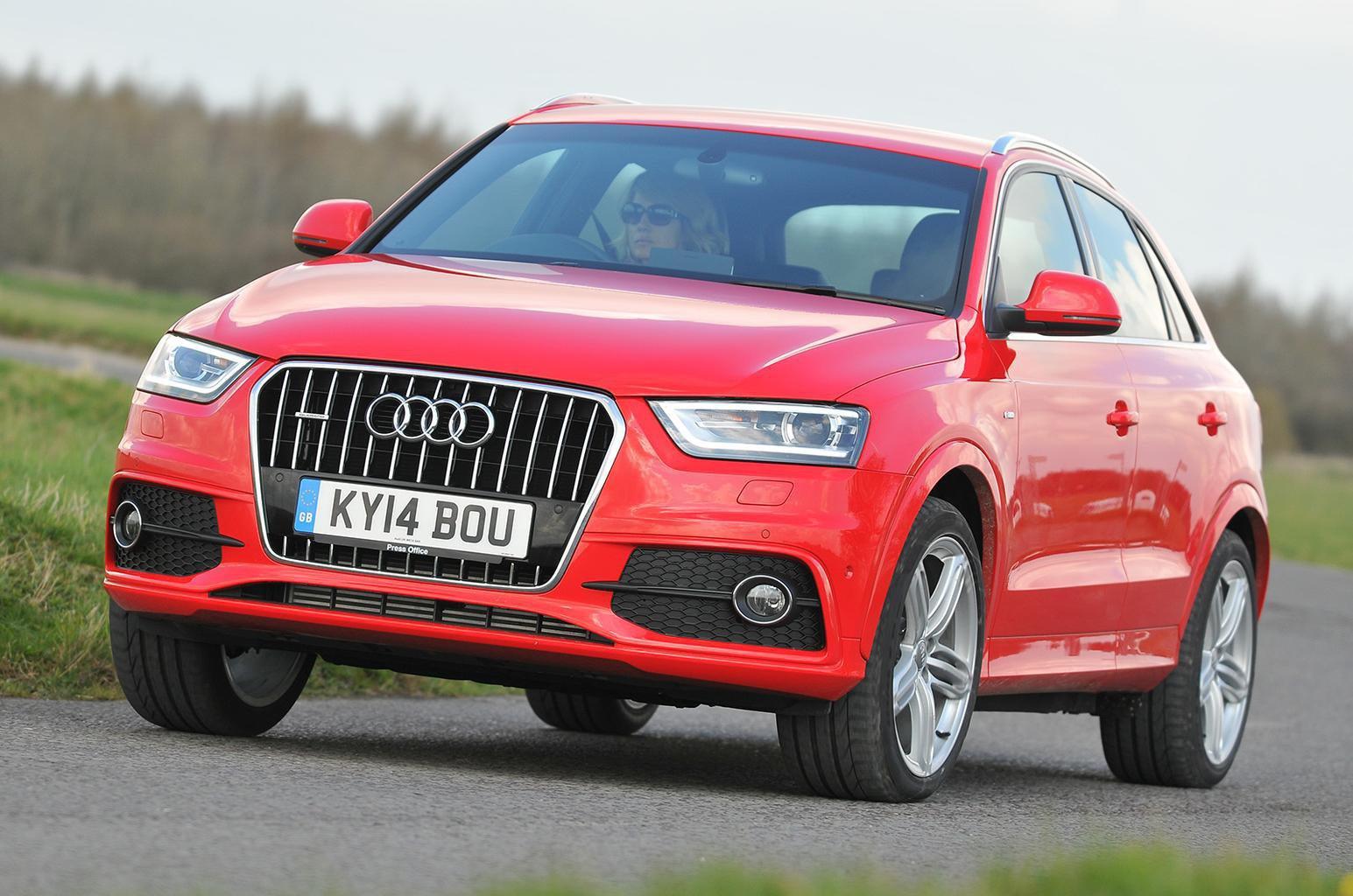 10: Audi Q3