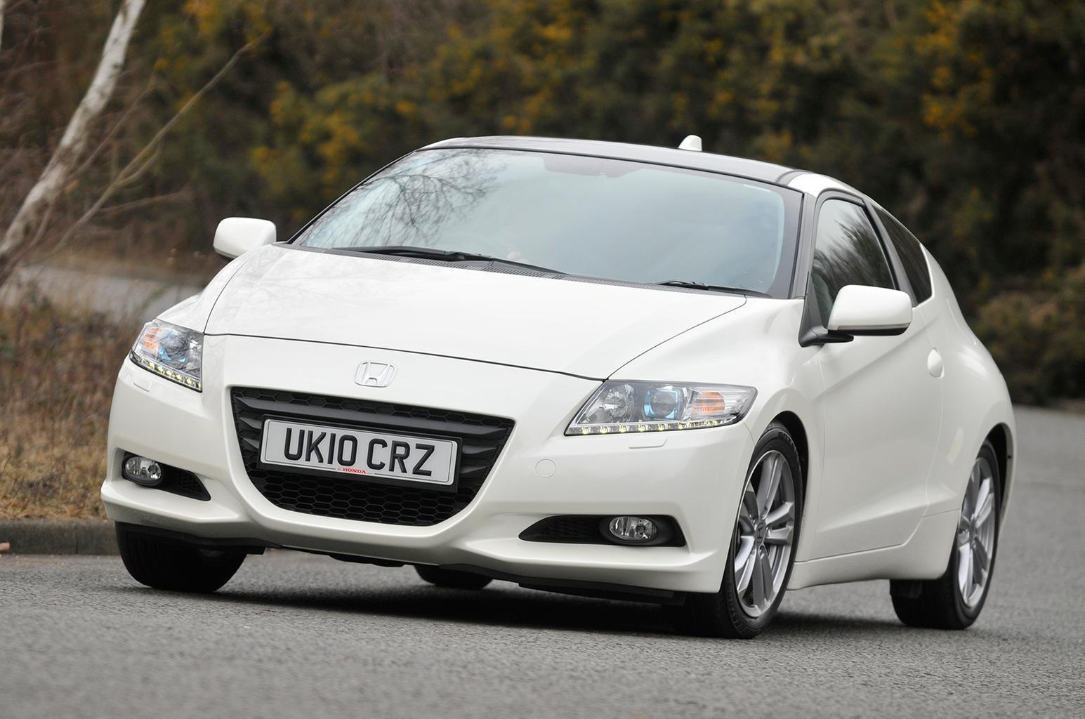 10: Honda CR-Z