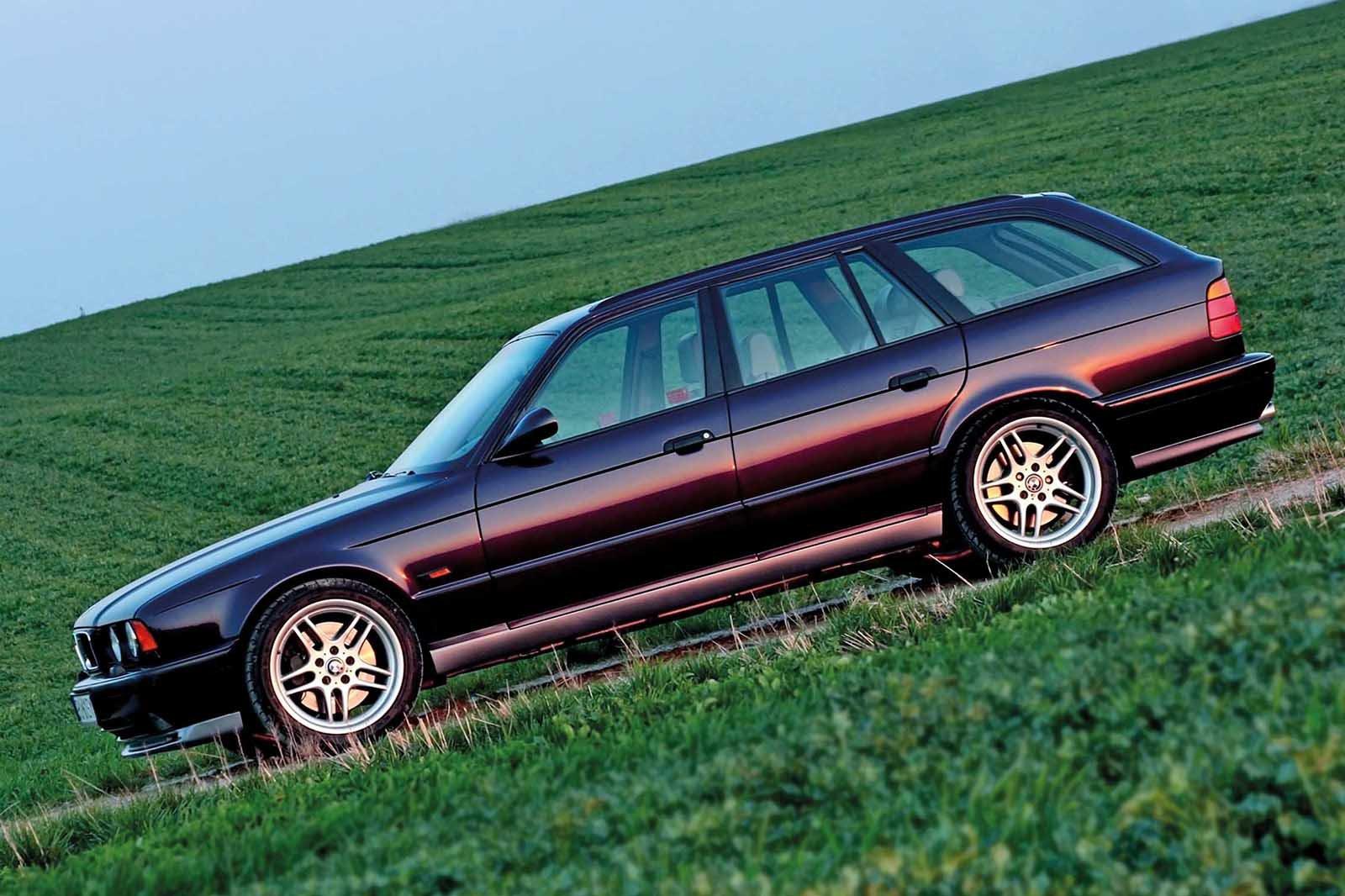 BMW 540i V8