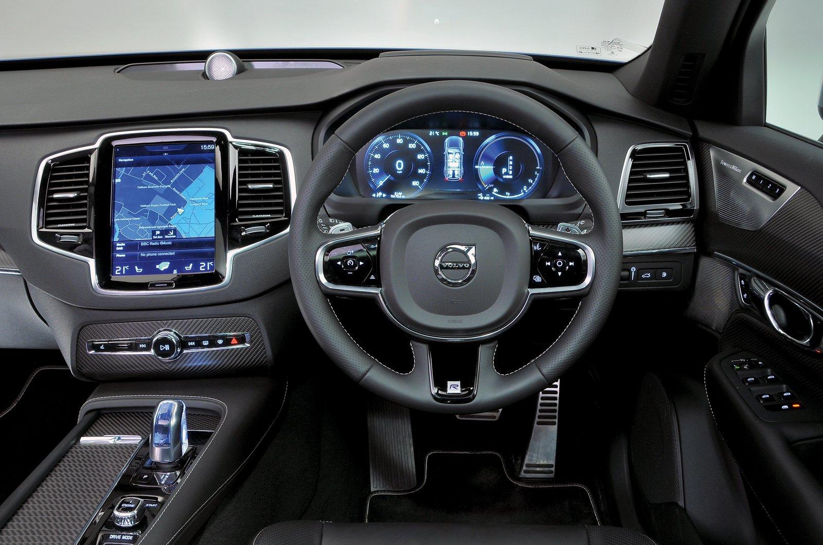 Volvo XC90 2.0 T8 Inscription Geartronic - interior