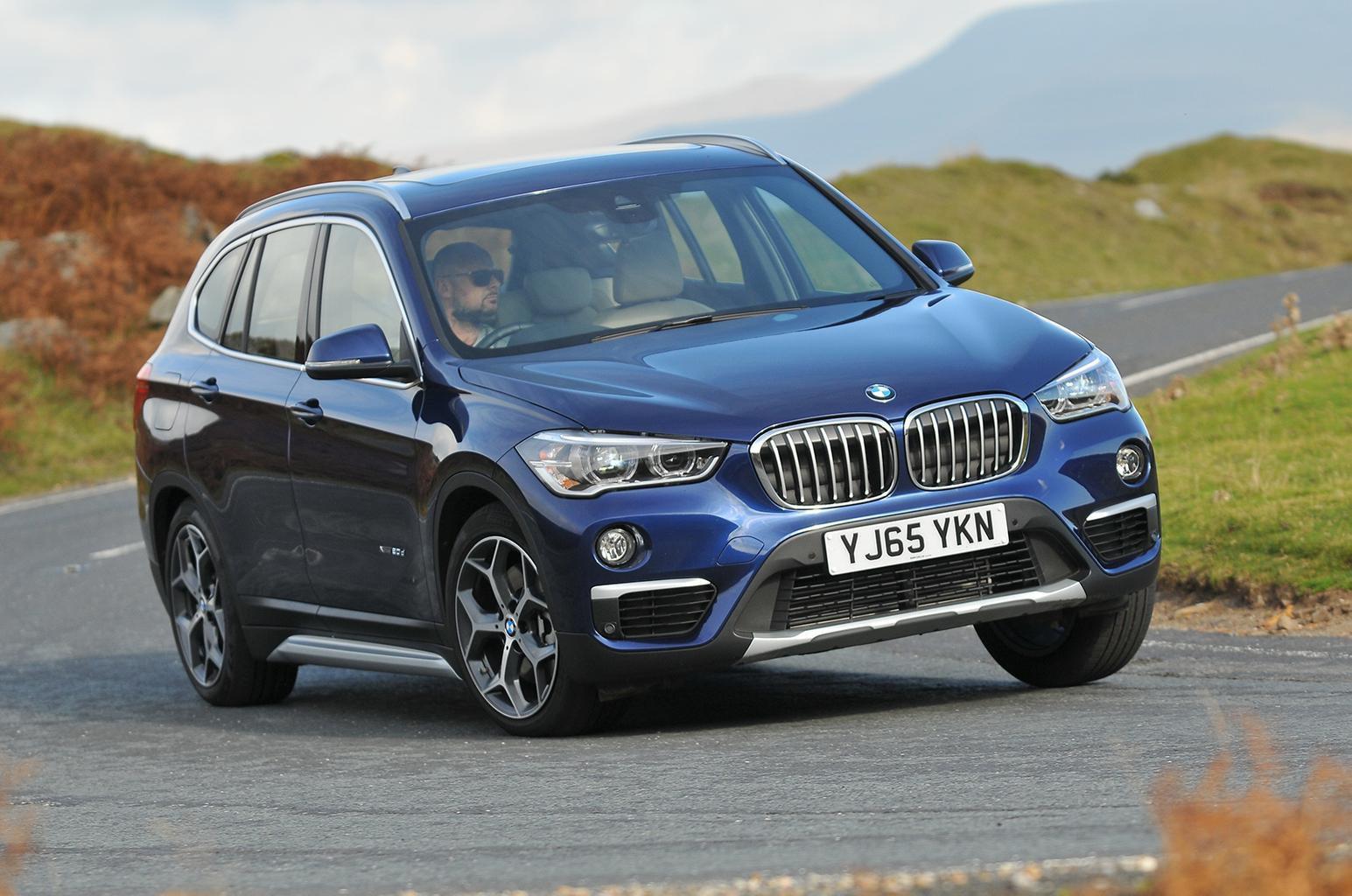 BMW X1 sDrive18d SE auto