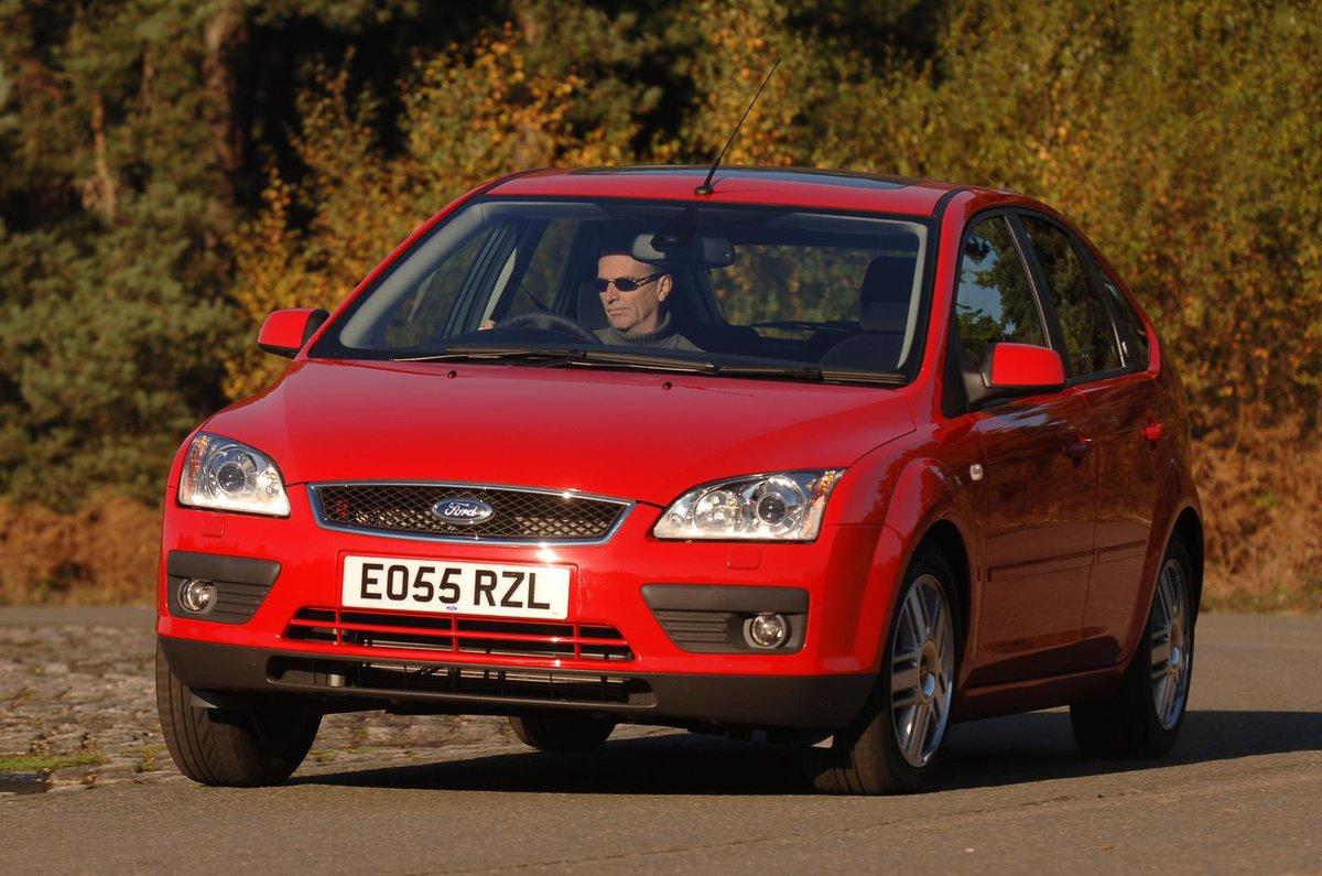6: Ford Focus (2004 – 2010)