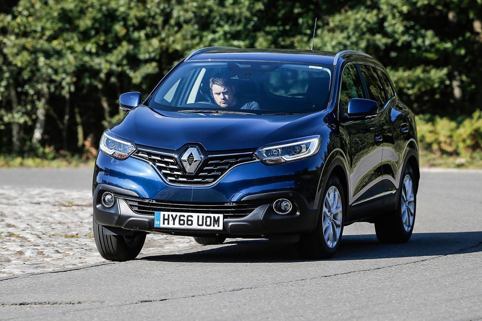 7: Renault Kadjar