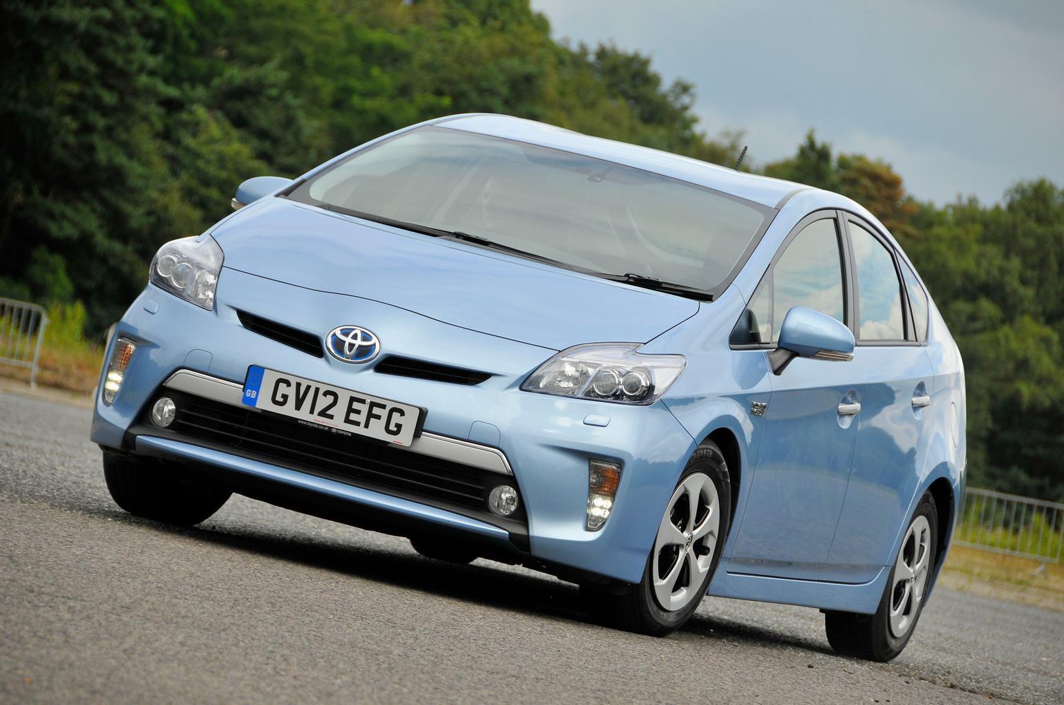 7: Toyota Prius