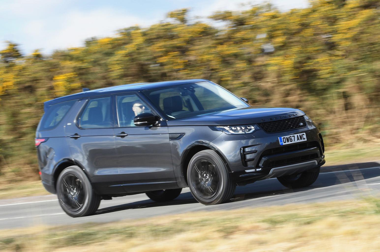 2018 Land Rover Discovery 3.0 TD6 SE