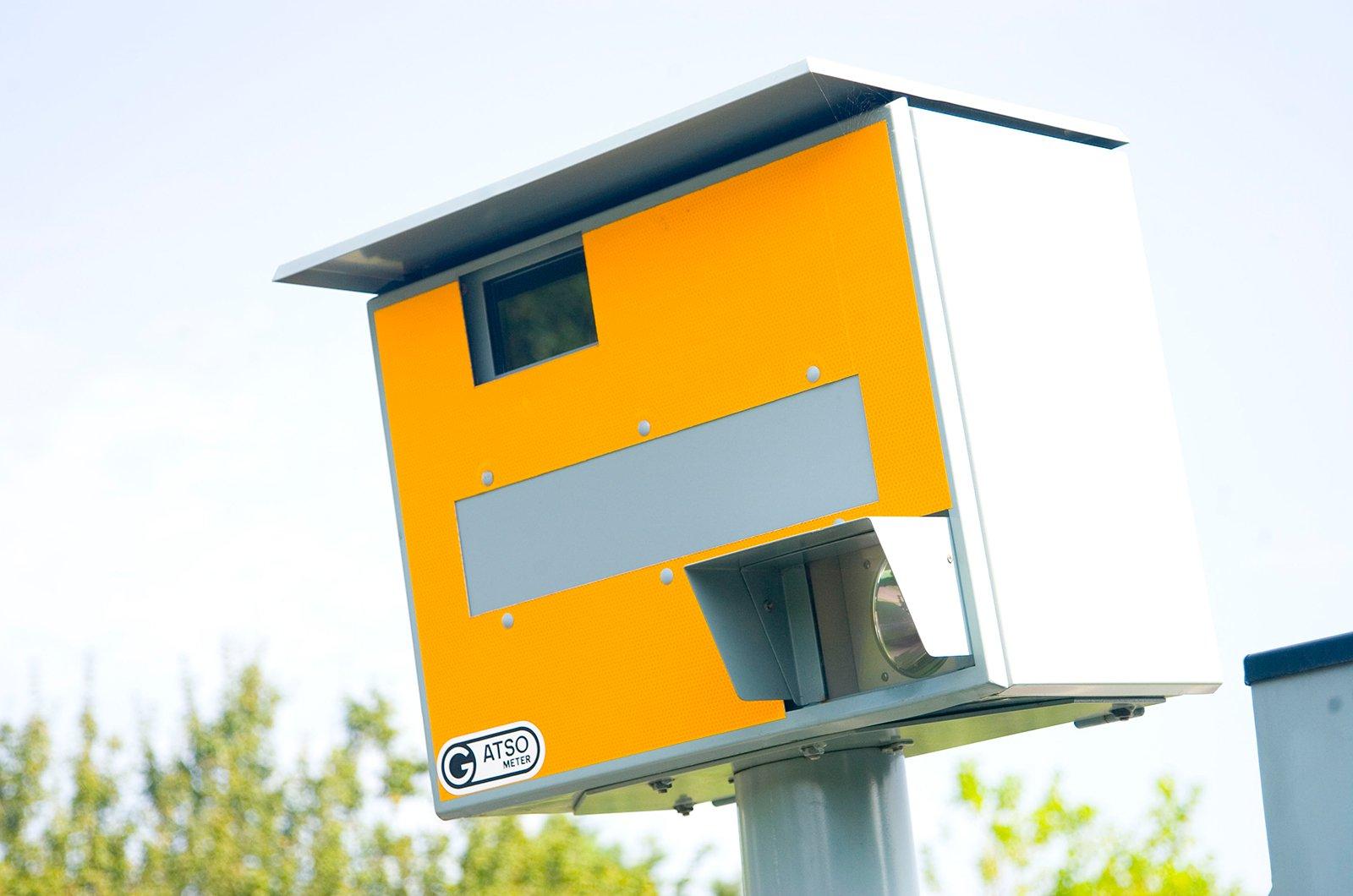 Gatsometer Type 24 camera
