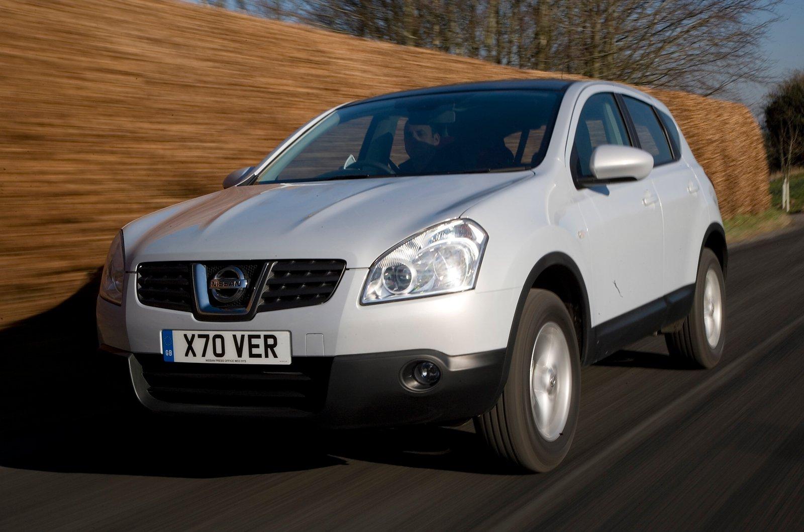 3: Nissan Qashqai (2007 – 2013)