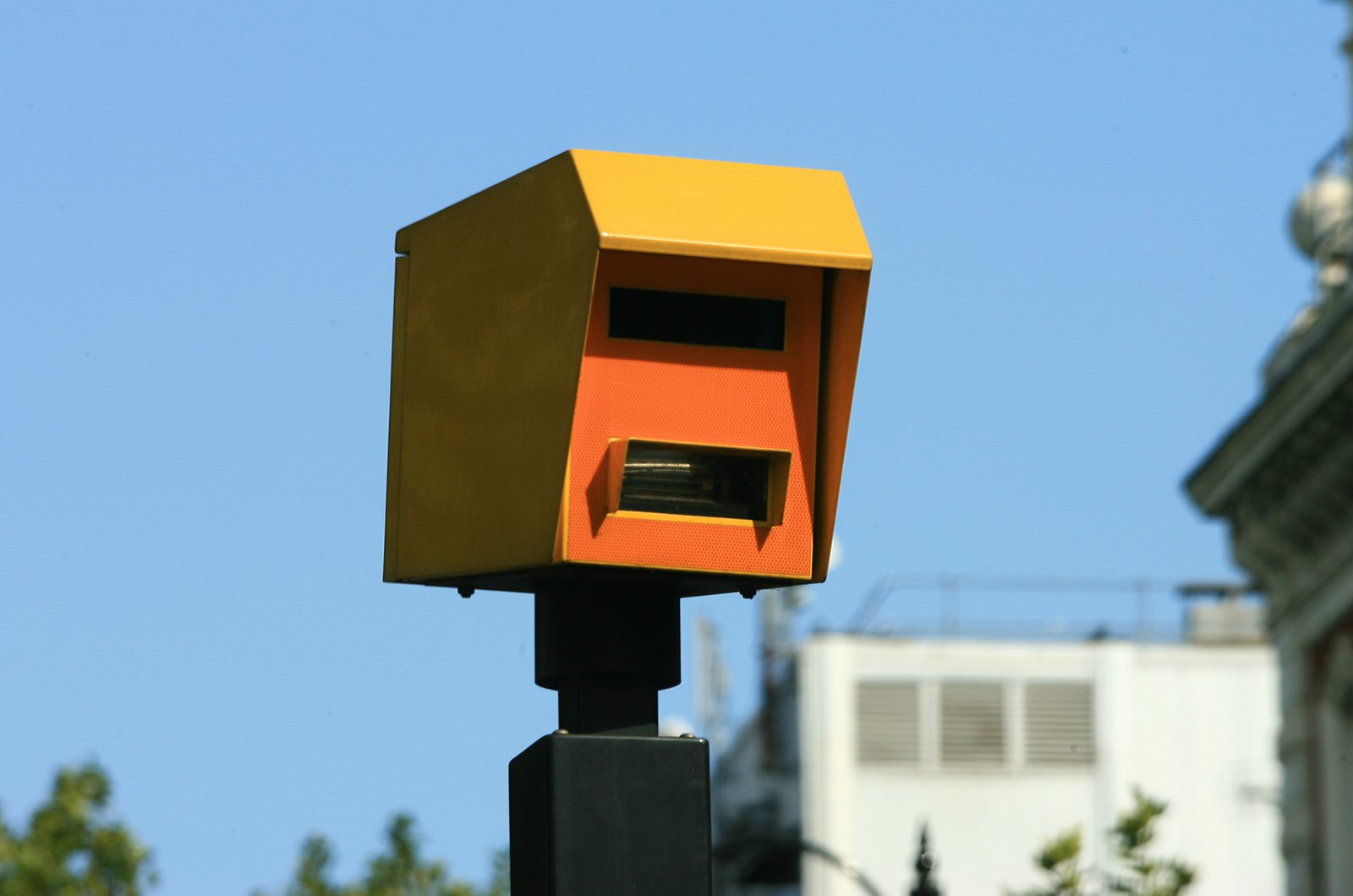 Speedcurb Camera