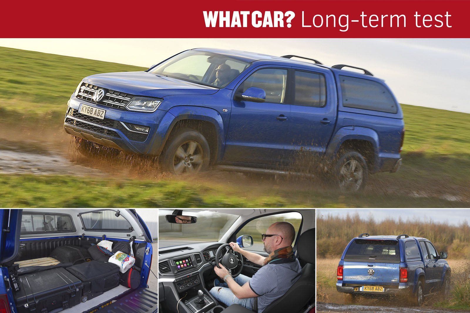 Volkswagen Amarok long-term