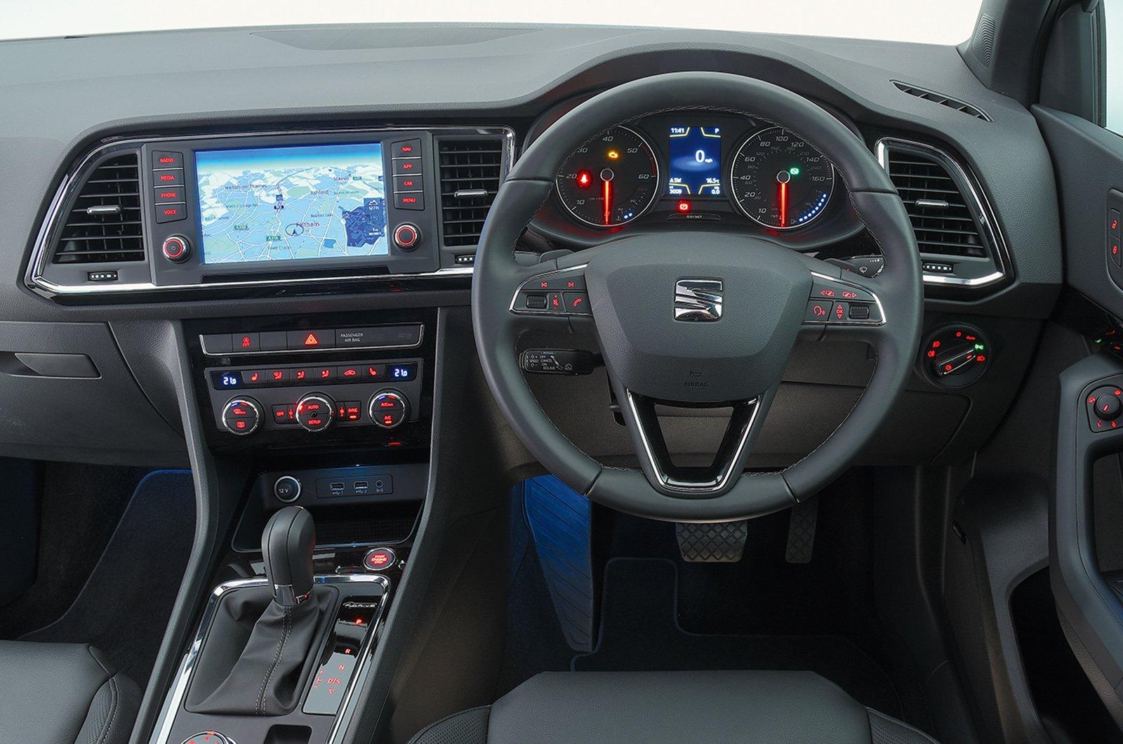 Used test: Seat Ateca vs Volkswagen Tiguan | What Car?