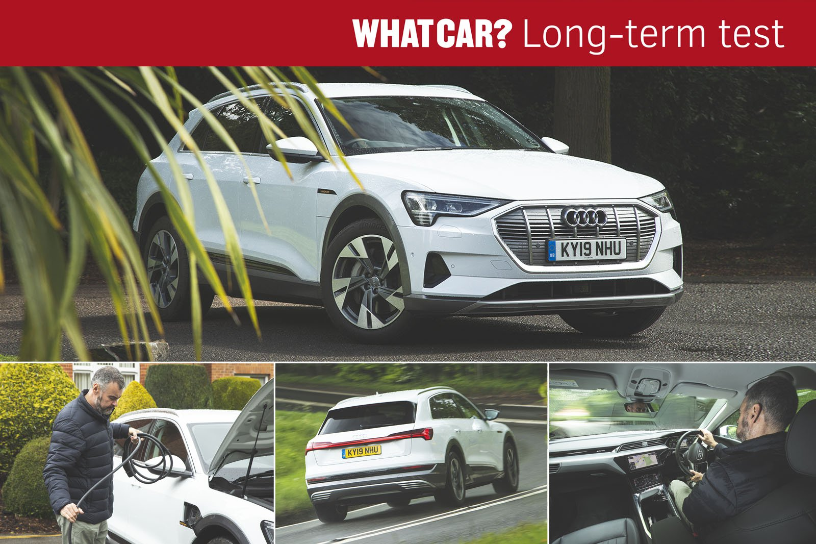Audi E-tron long term