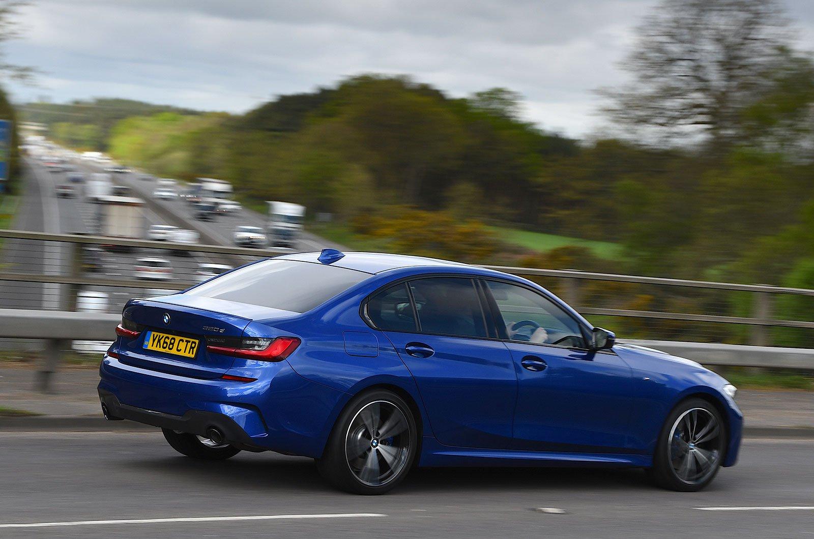 BMW 3 Series side