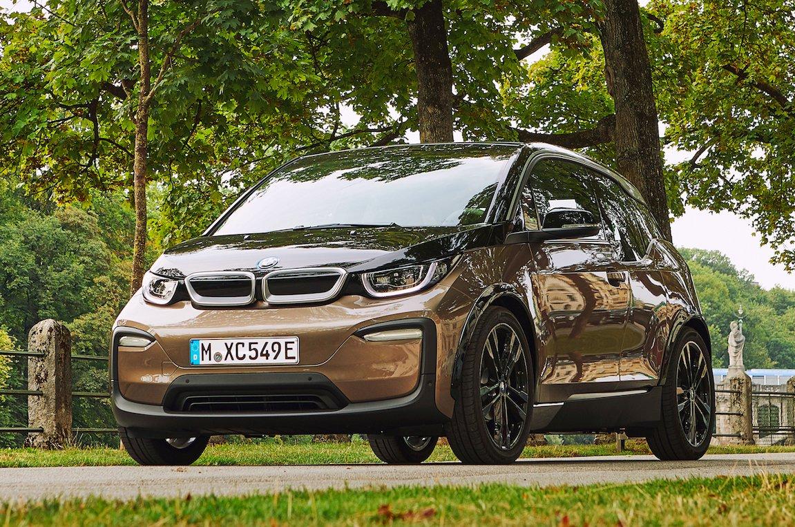 BMW i3 120Ah front