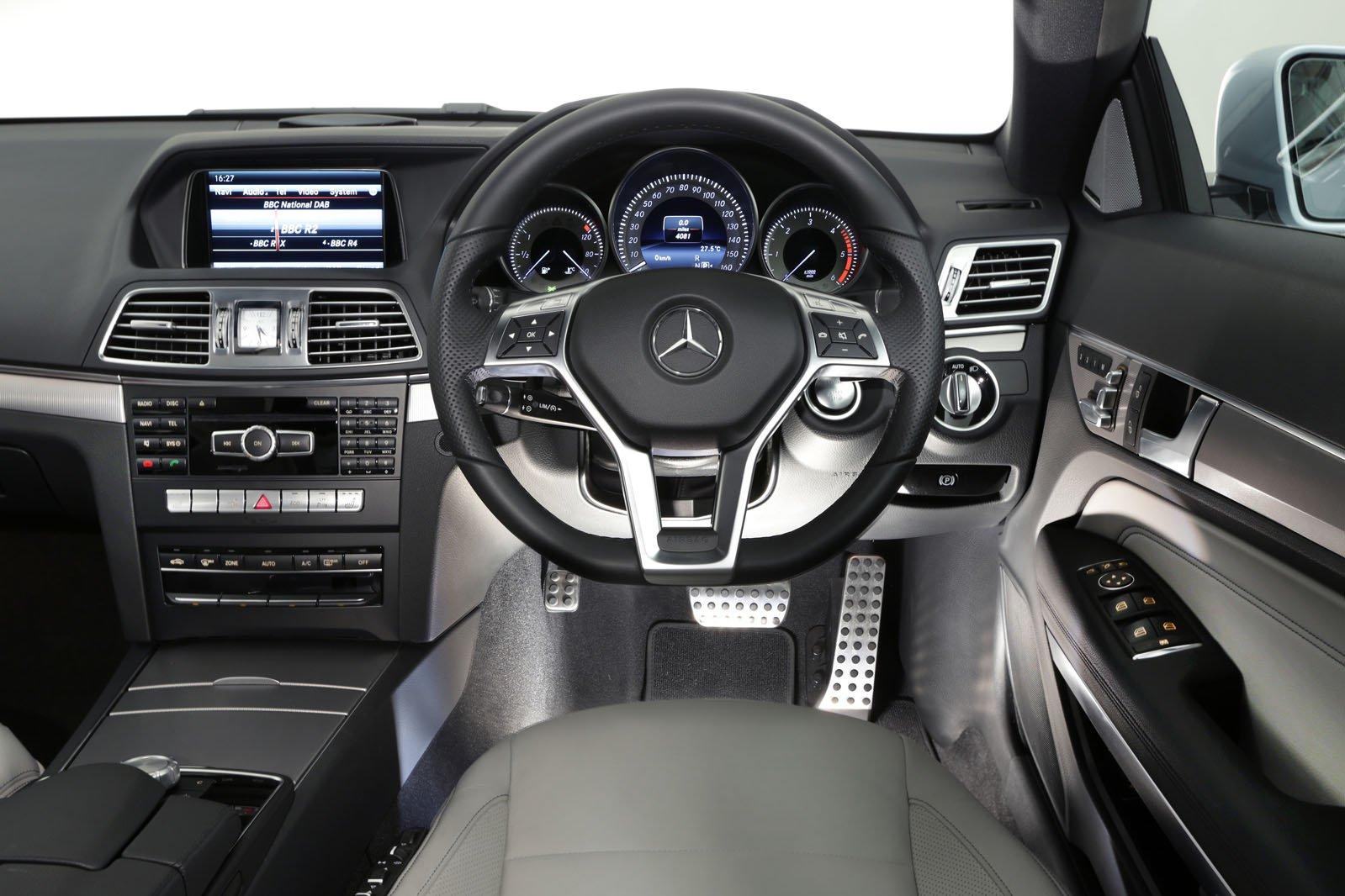 Used Mercedes E-Class Coupe 2009-2017