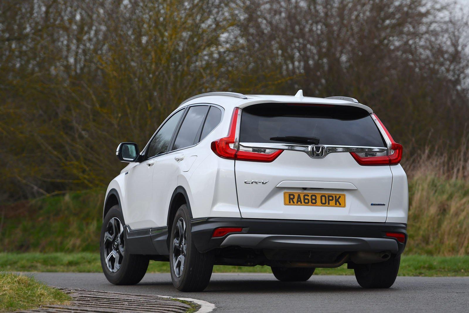 Honda CR-V rear