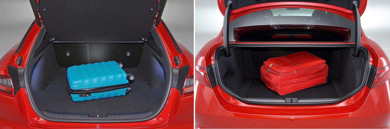 New Kia Stinger vs used Alfa Romeo Giulia Quadrifoglio: which is best?