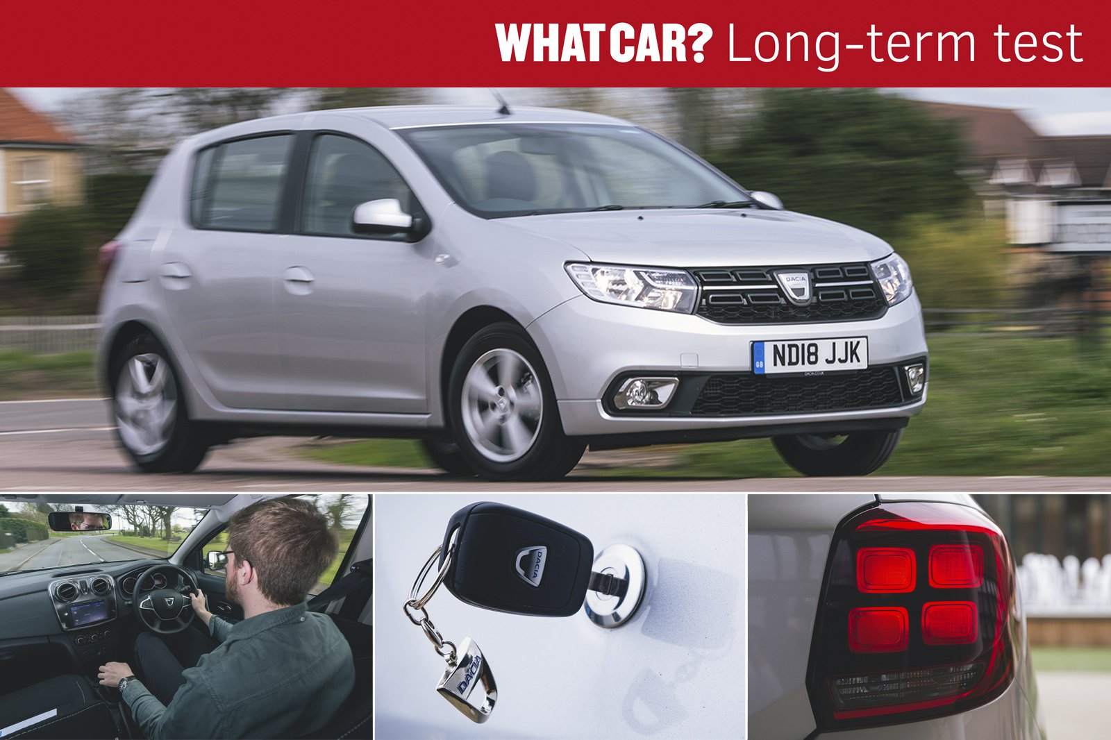 Used Dacia Sandero (13-present) long term test review