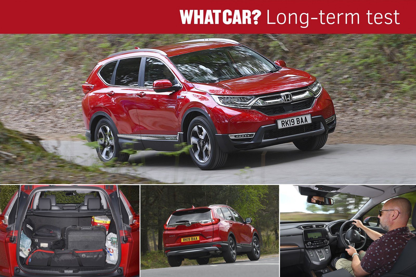 Honda CR-V long term