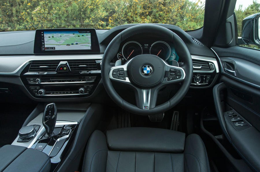 BMW 5 Series Touring 520d xDrive M Sport