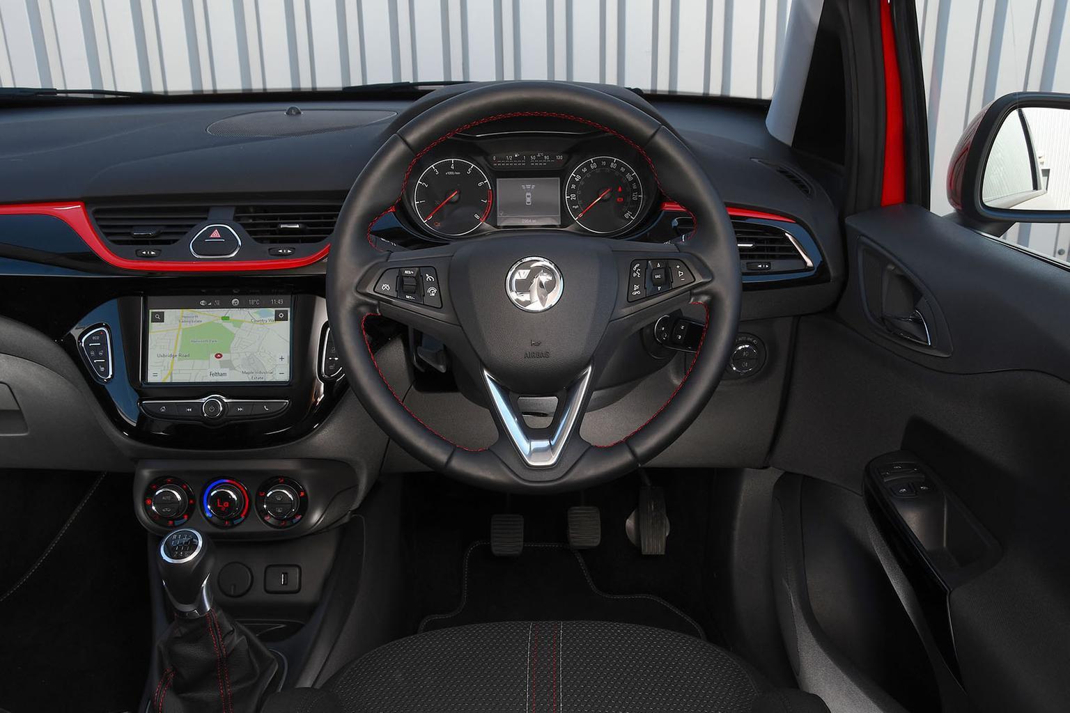 Vauxhall Corsa 1.4 75 Energy 3dr - interior