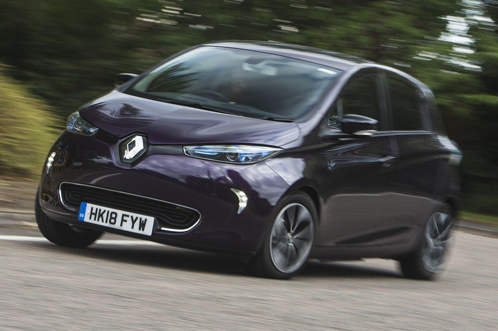 Renault Zoe Q90 Dynamique Nav