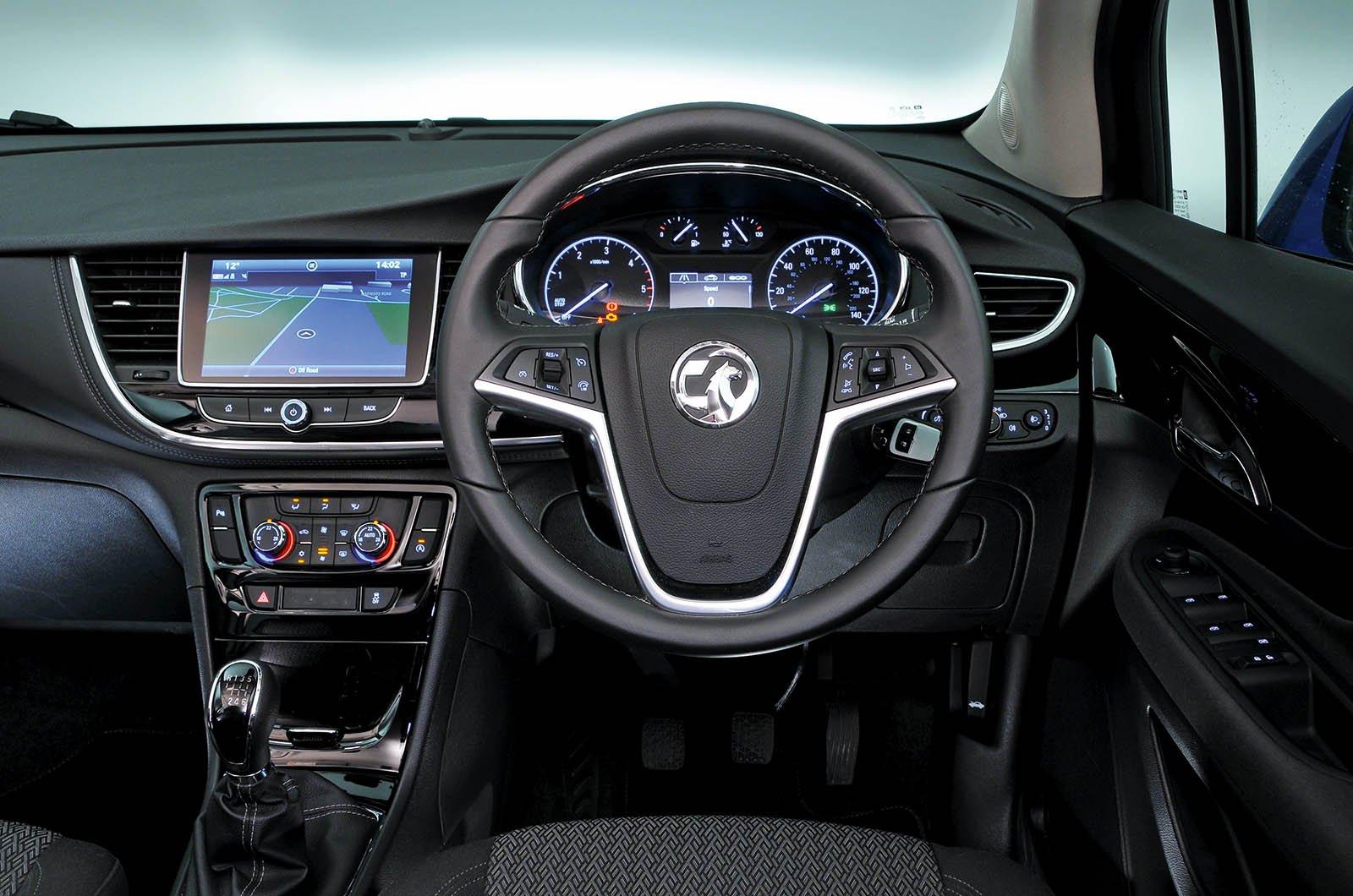 Vauxhall Mokka X 1.4T Ecotec Elite - interior