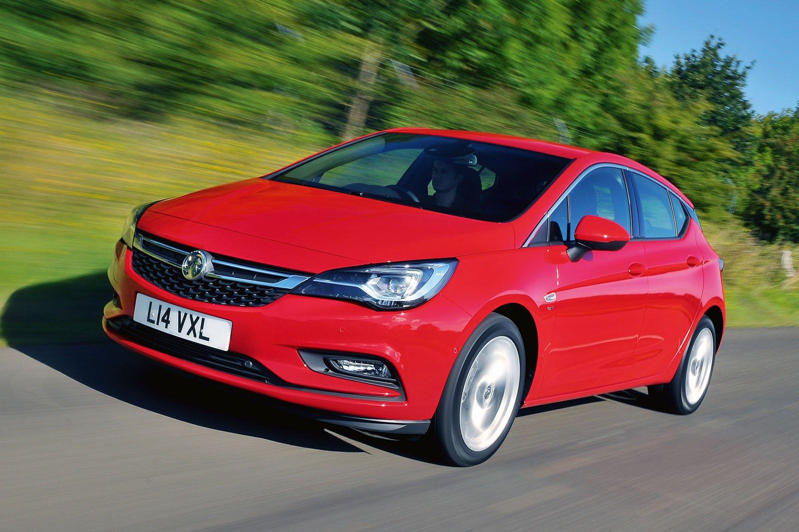 Vauxhall Astra 1.0T Ecotec SRi