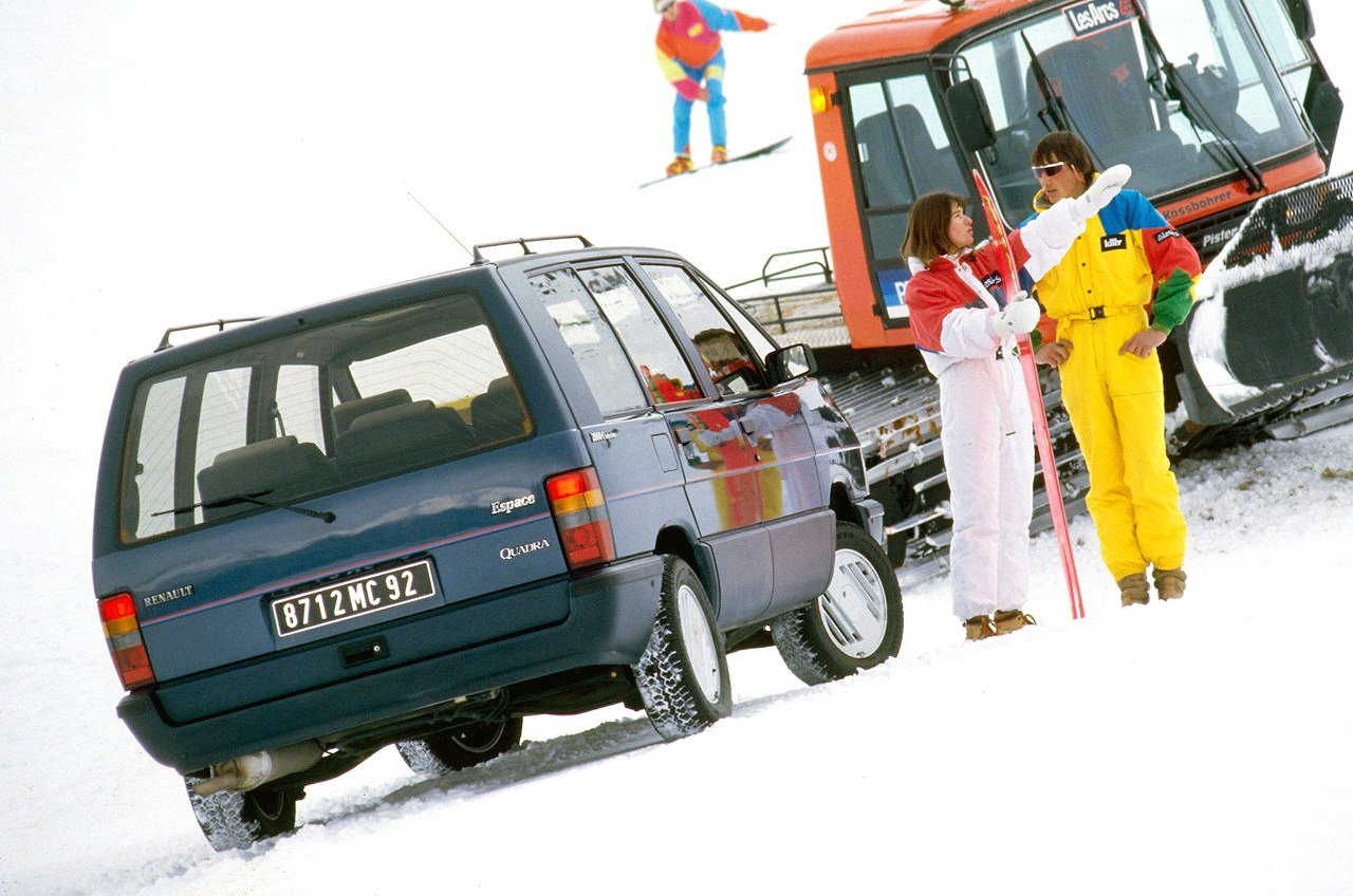 Renault Espace Quadra