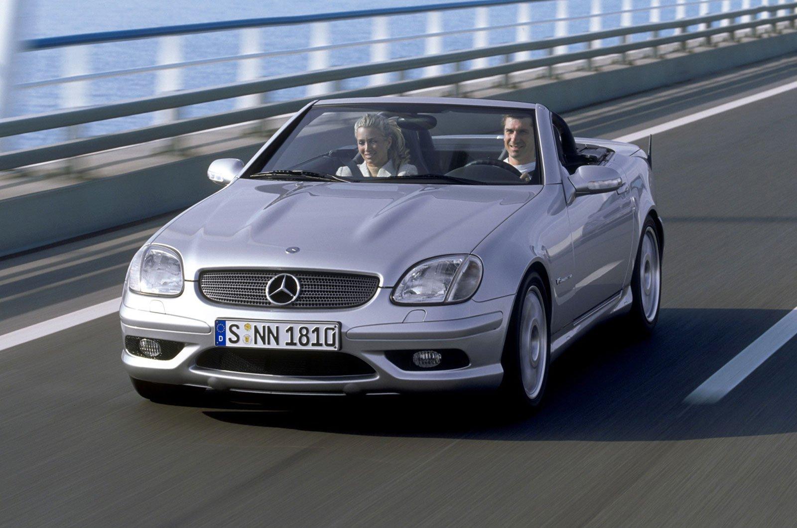 Mercedes SLK32 AMG