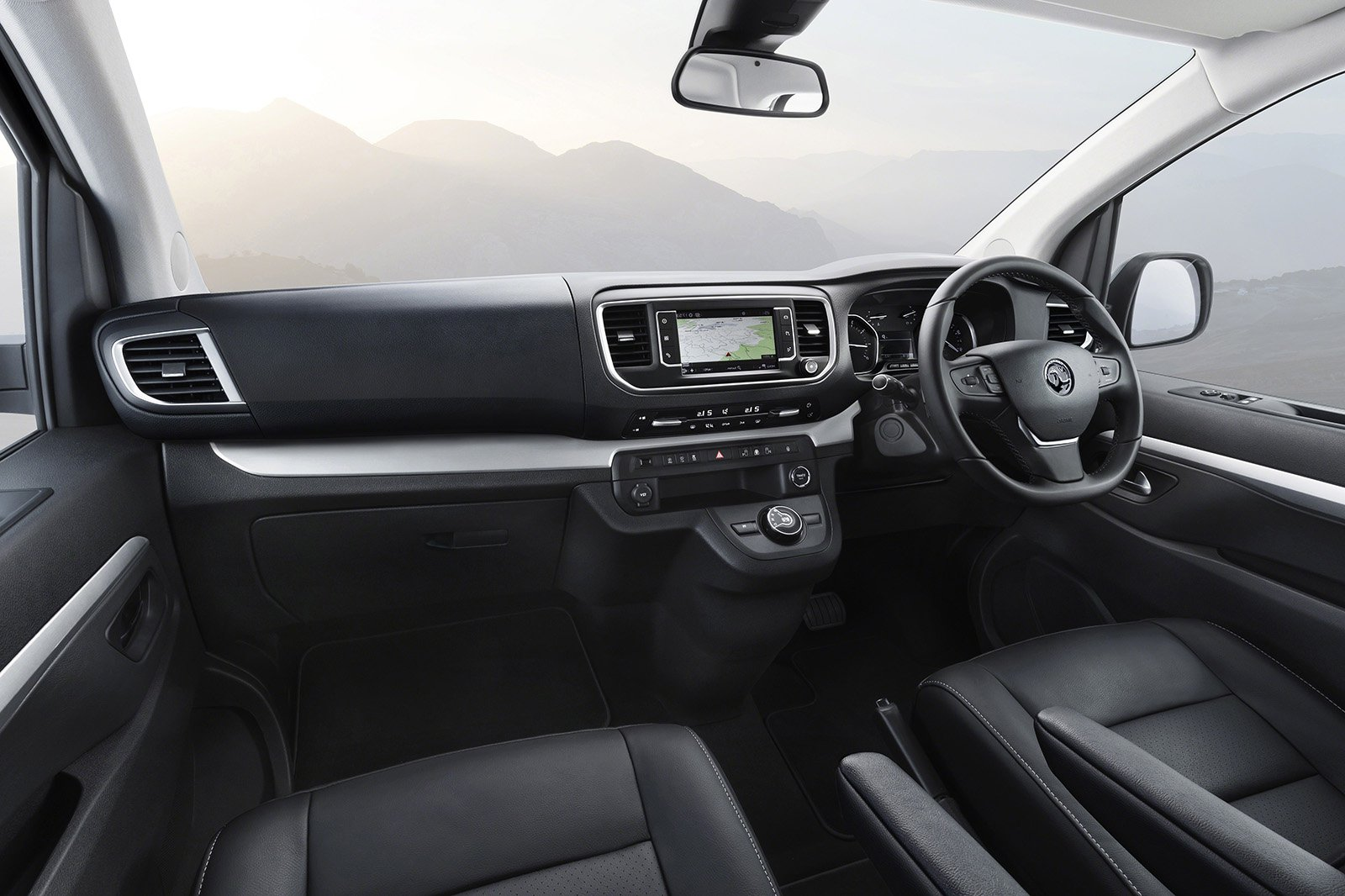 2019 Vauxhall Vivaro Life interior