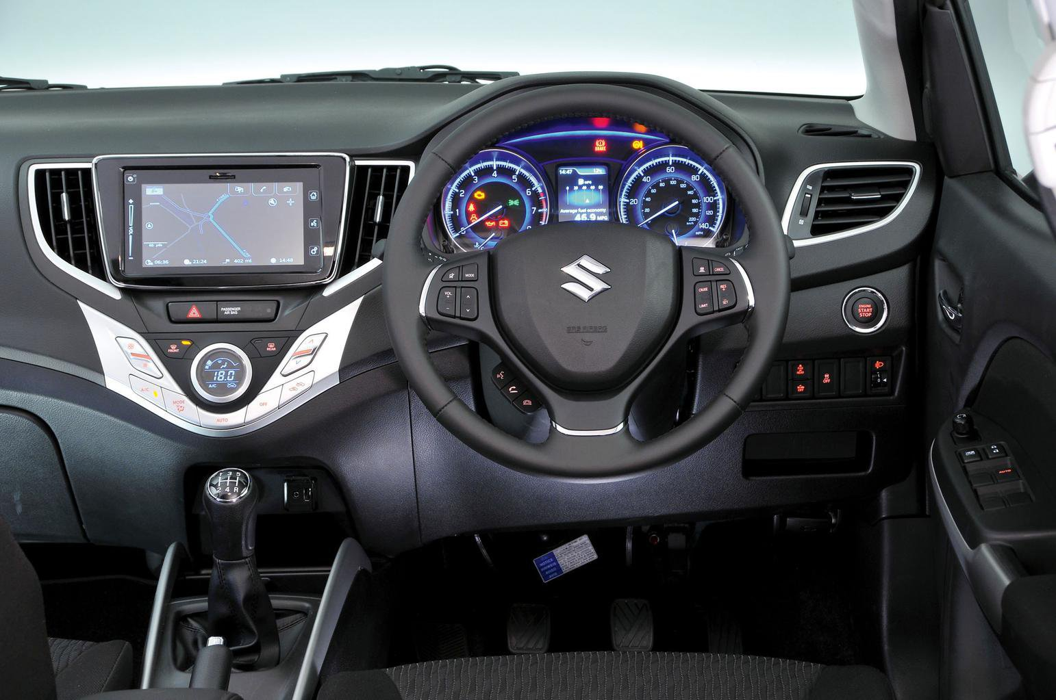 Suzuki Baleno 1.0 Boosterjet SZ-T - interior