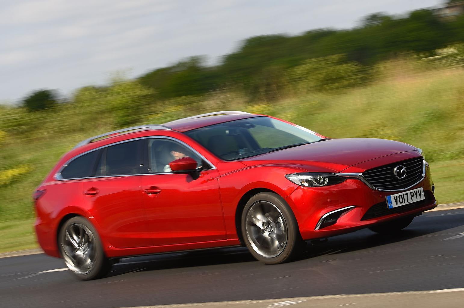 Mazda 6 Tourer 2.0 SE-L Lux Nav+
