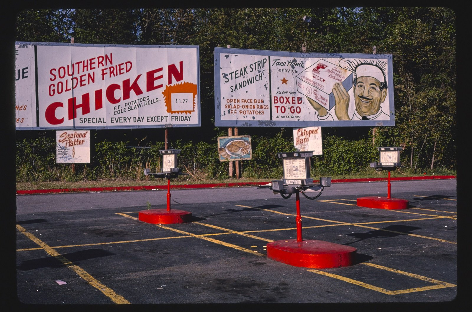 Disturbing restaurants in Arkansas image