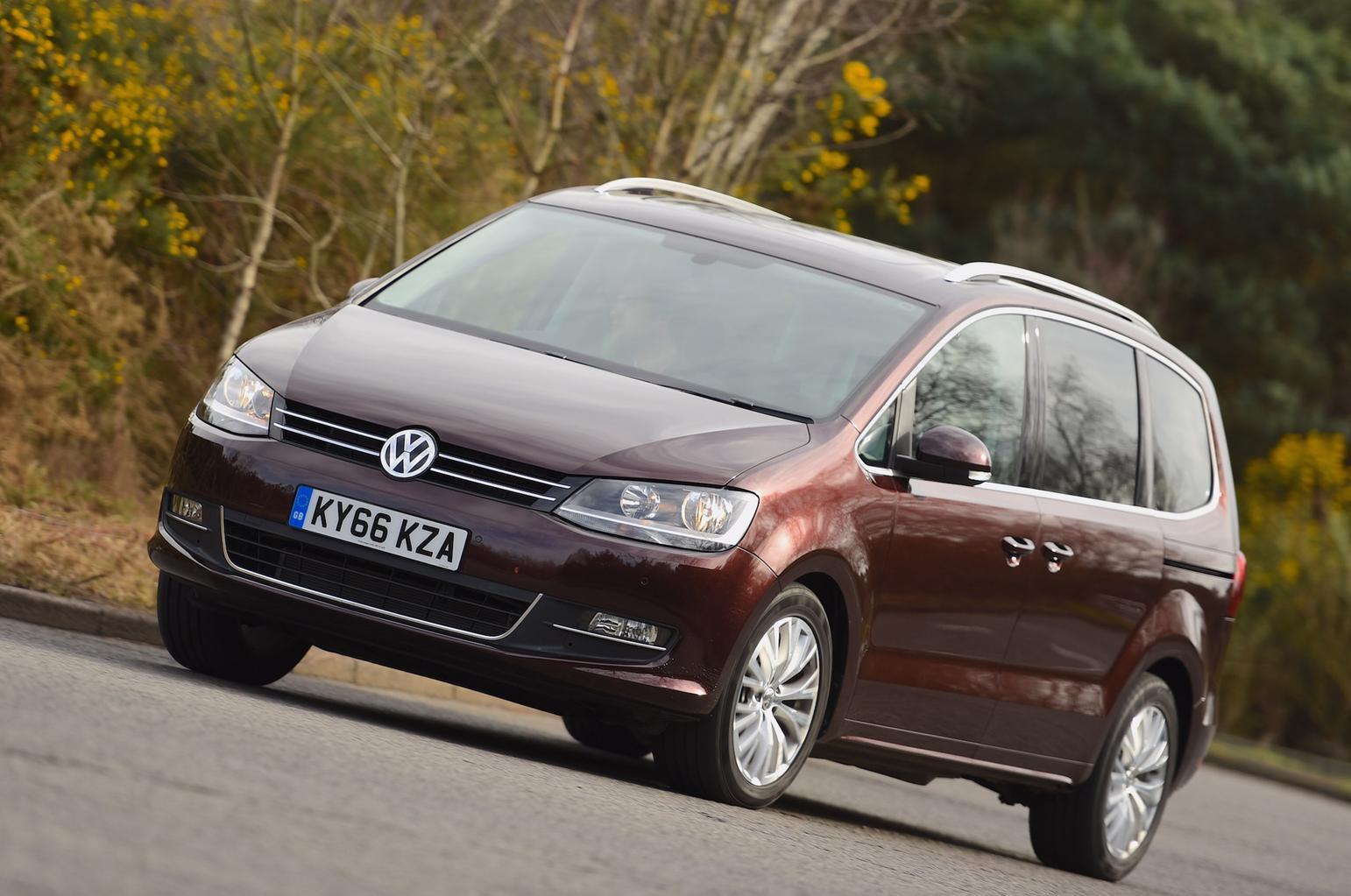 Volkswagen Sharan 2.0 TDI SCR 150 SE Nav