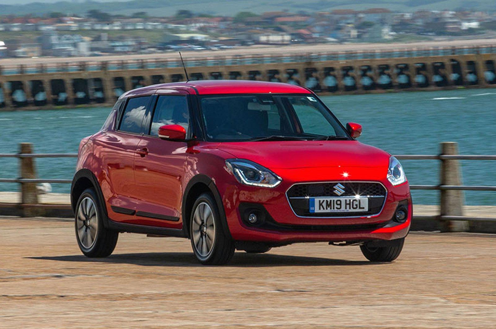 2019 Suzuki Swift SHVS 4x4 review