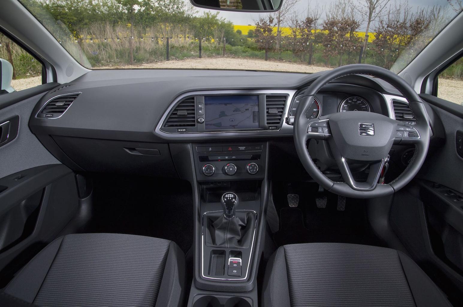 Seat Leon 1.5 TSI Evo SE - interior
