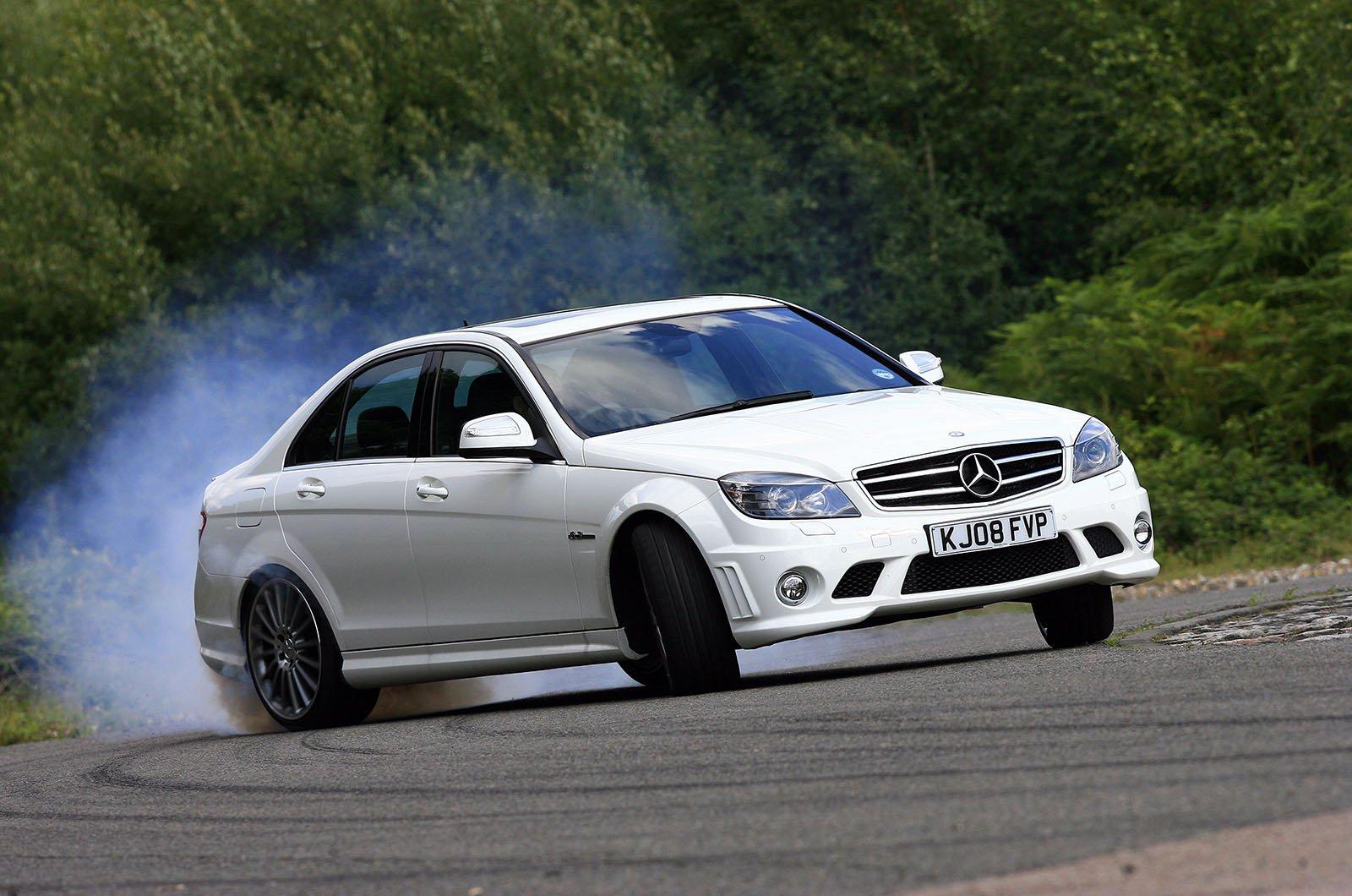 Used Mercedes C63