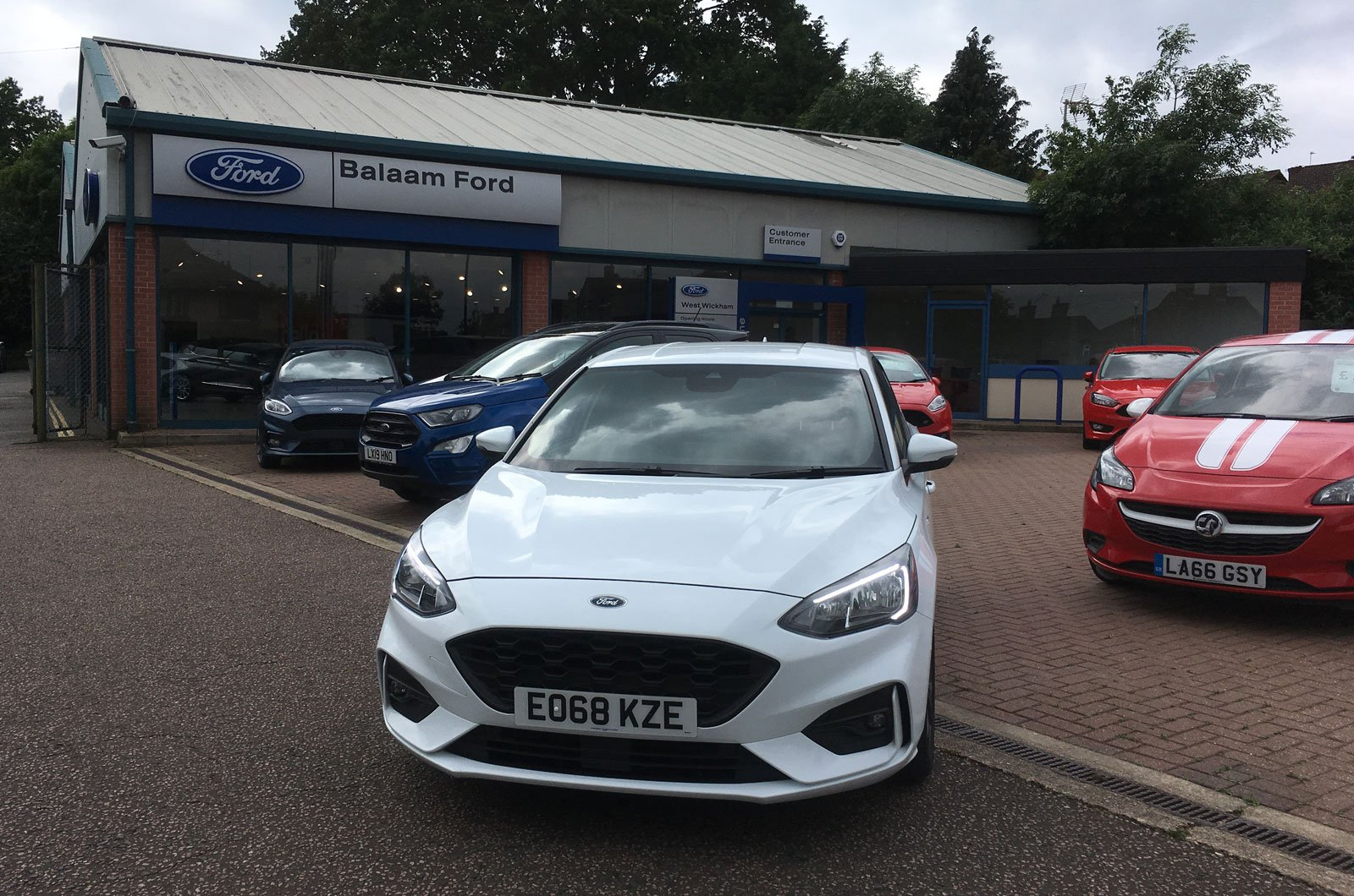 Ford Focus long-termer