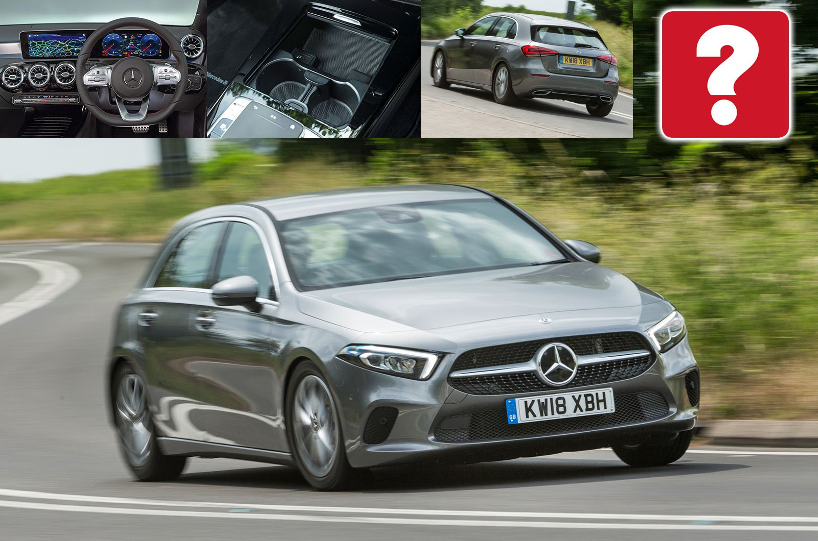 How to spec a Mercedes A-Class