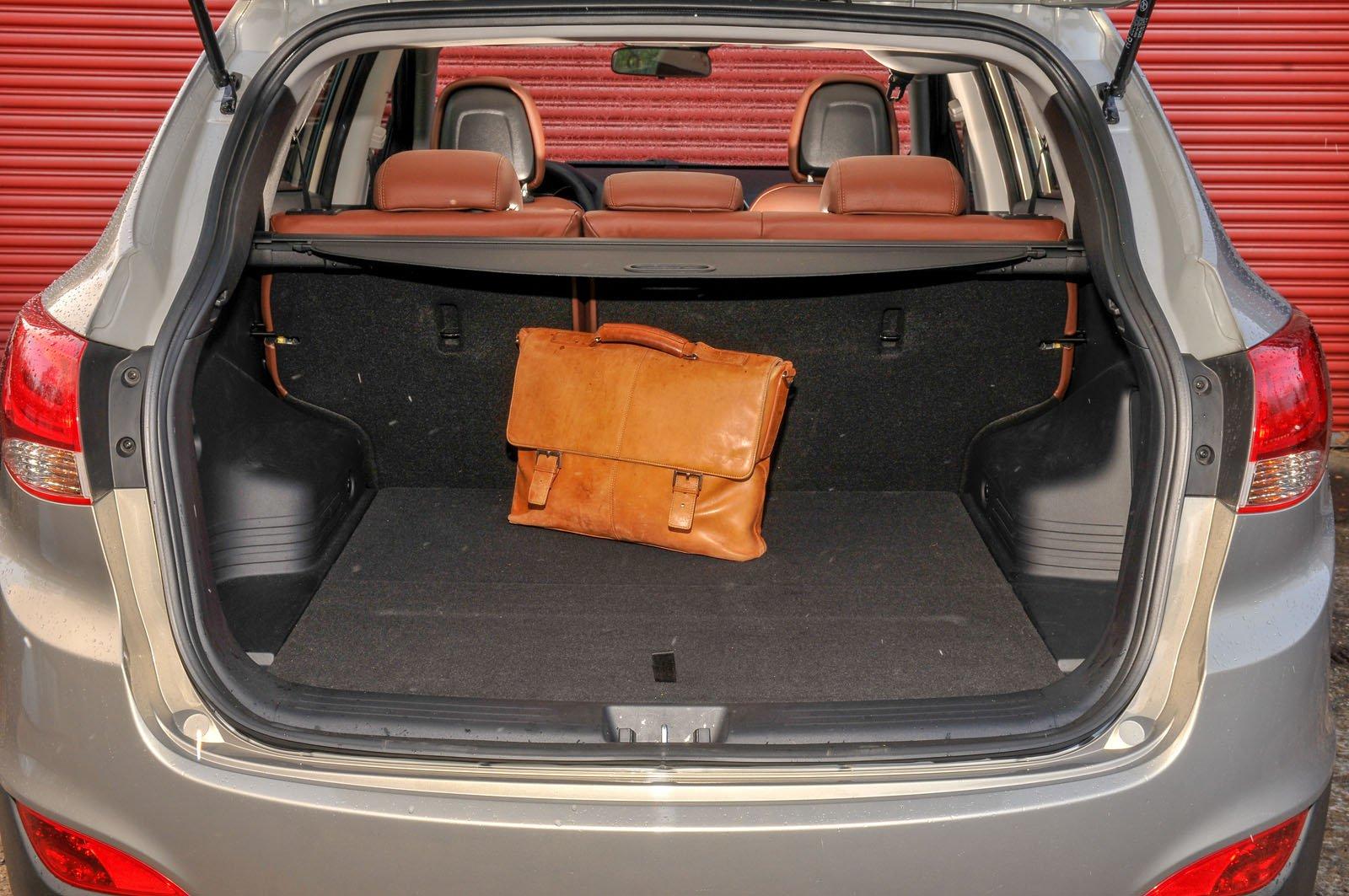 Used Hyundai ix35 2009-2015