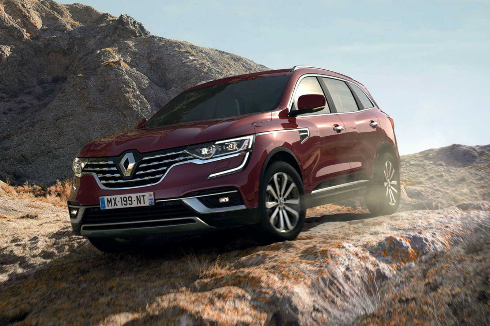 2019 Renault Koleos SUV revealed: price, specs and release date