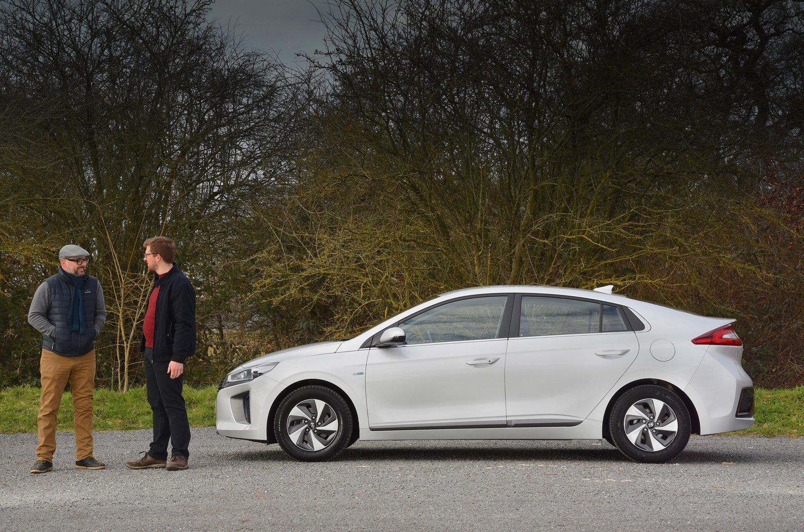 LT Hyundai Ioniq goodbye