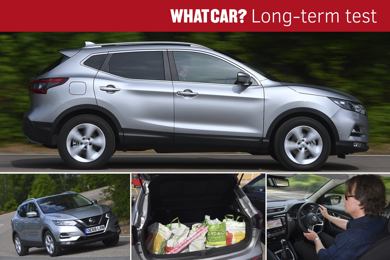 Used Nissan Qashqai long-term review