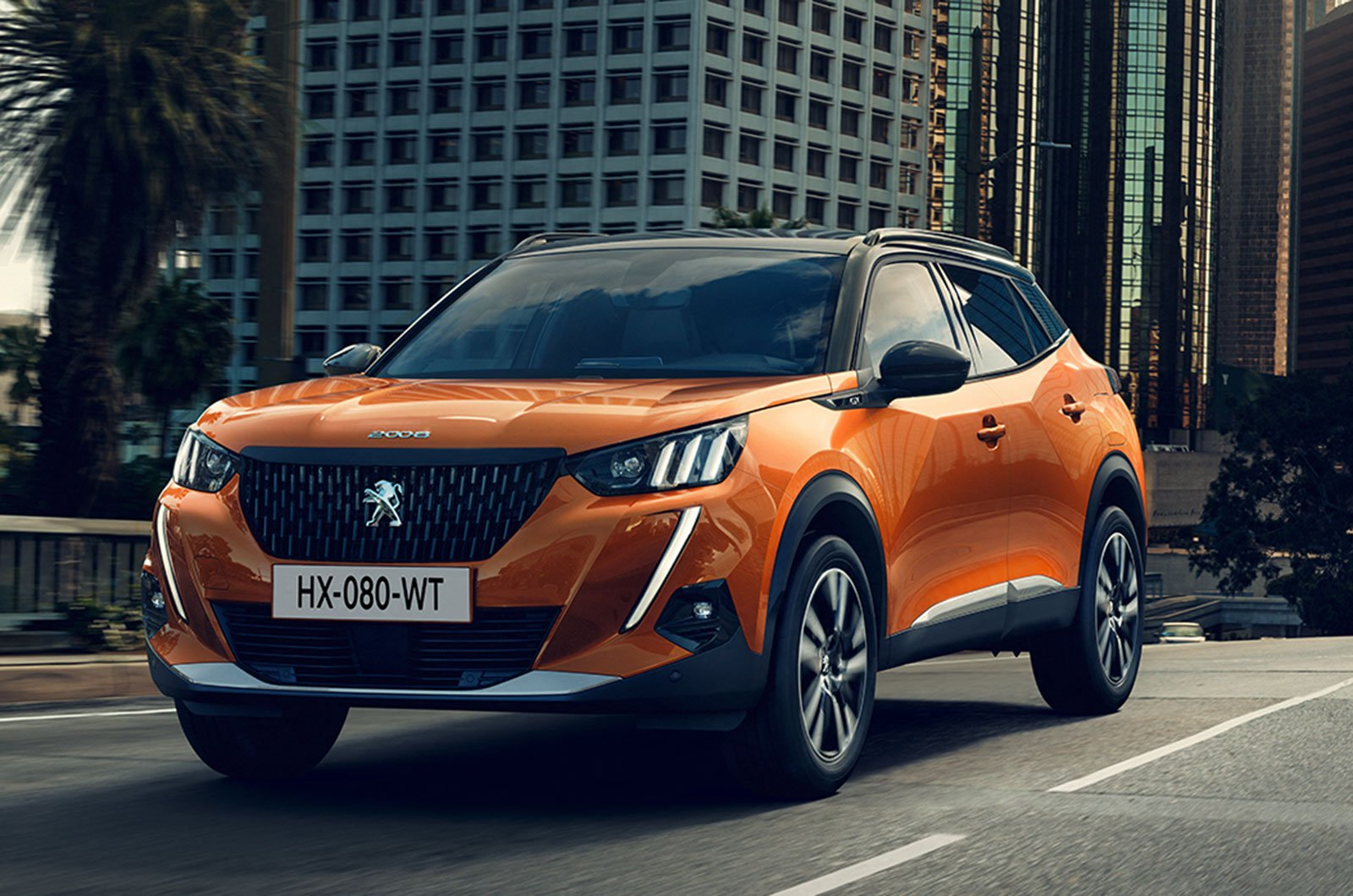 2020 peugeot 2008 suv revealed price specs and release. Black Bedroom Furniture Sets. Home Design Ideas