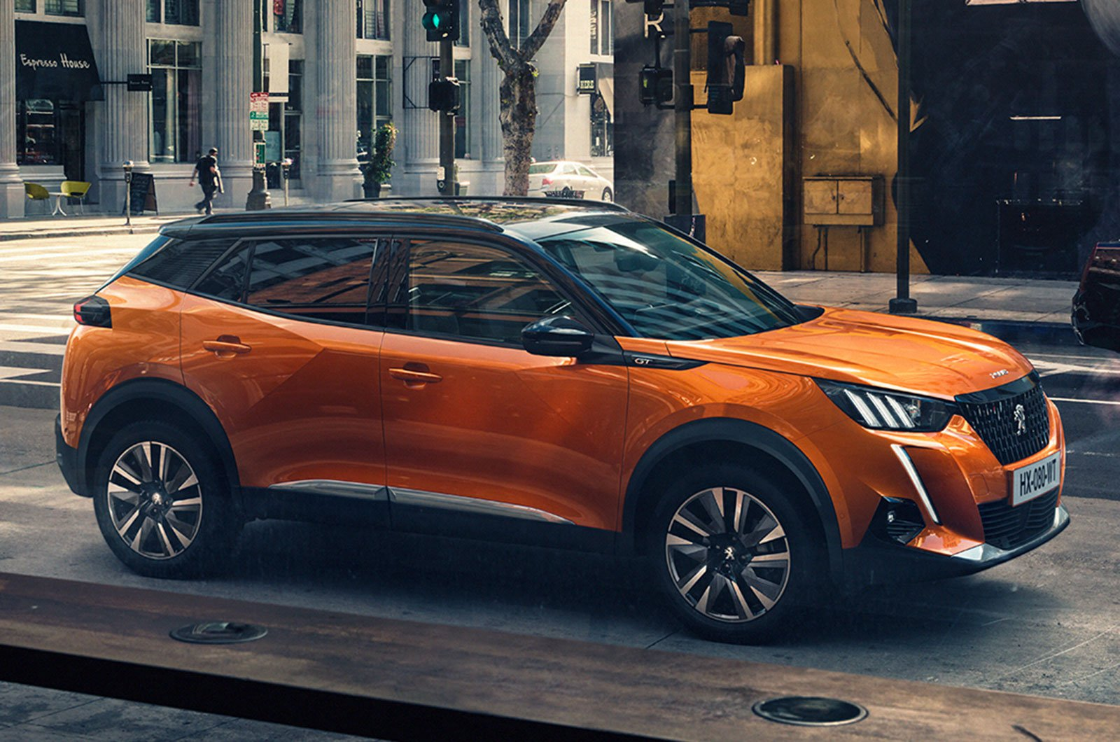 2020 peugeot 2008 suv revealed  price  specs and release date