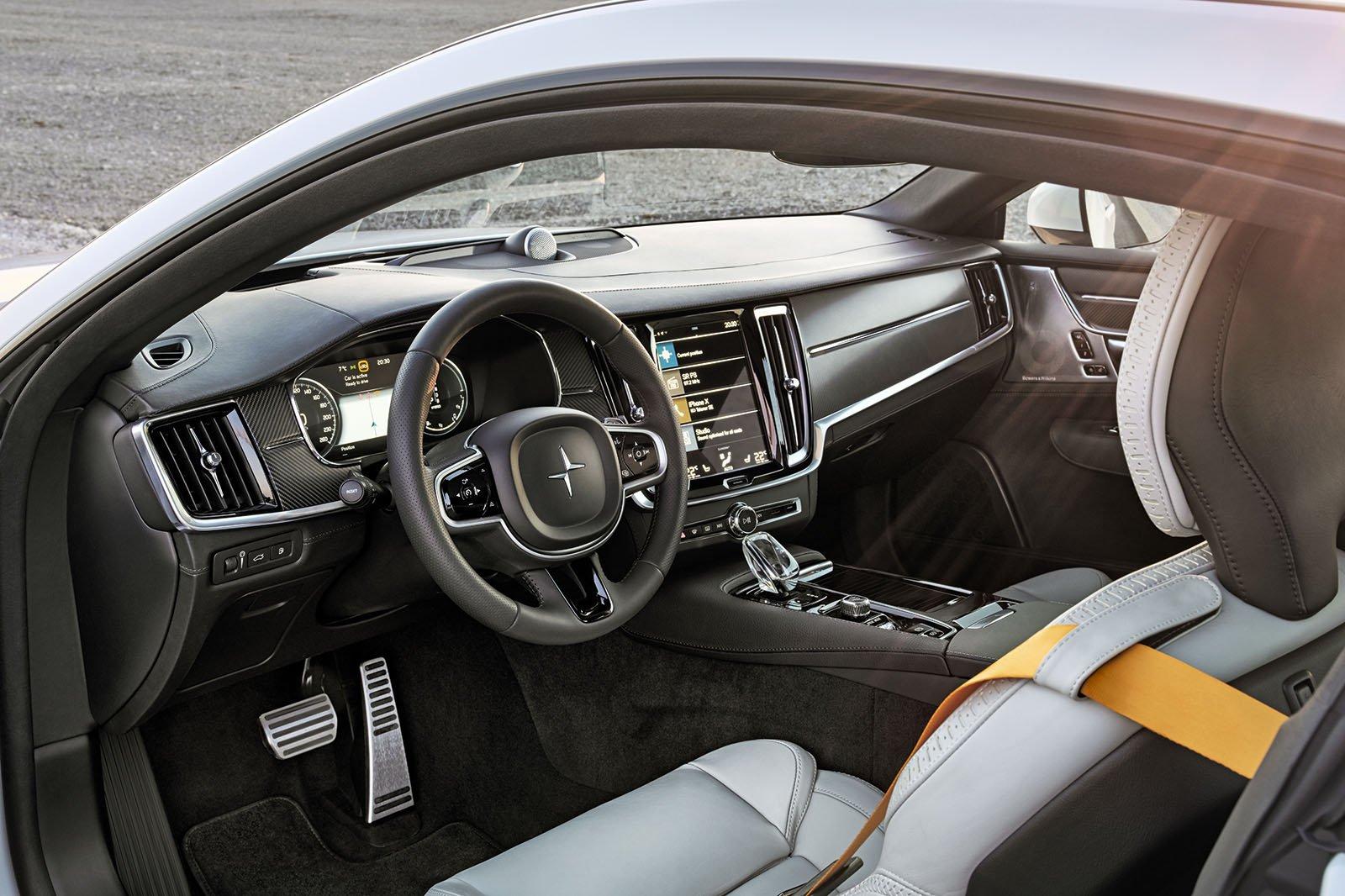 2019 Polestar 1 interior