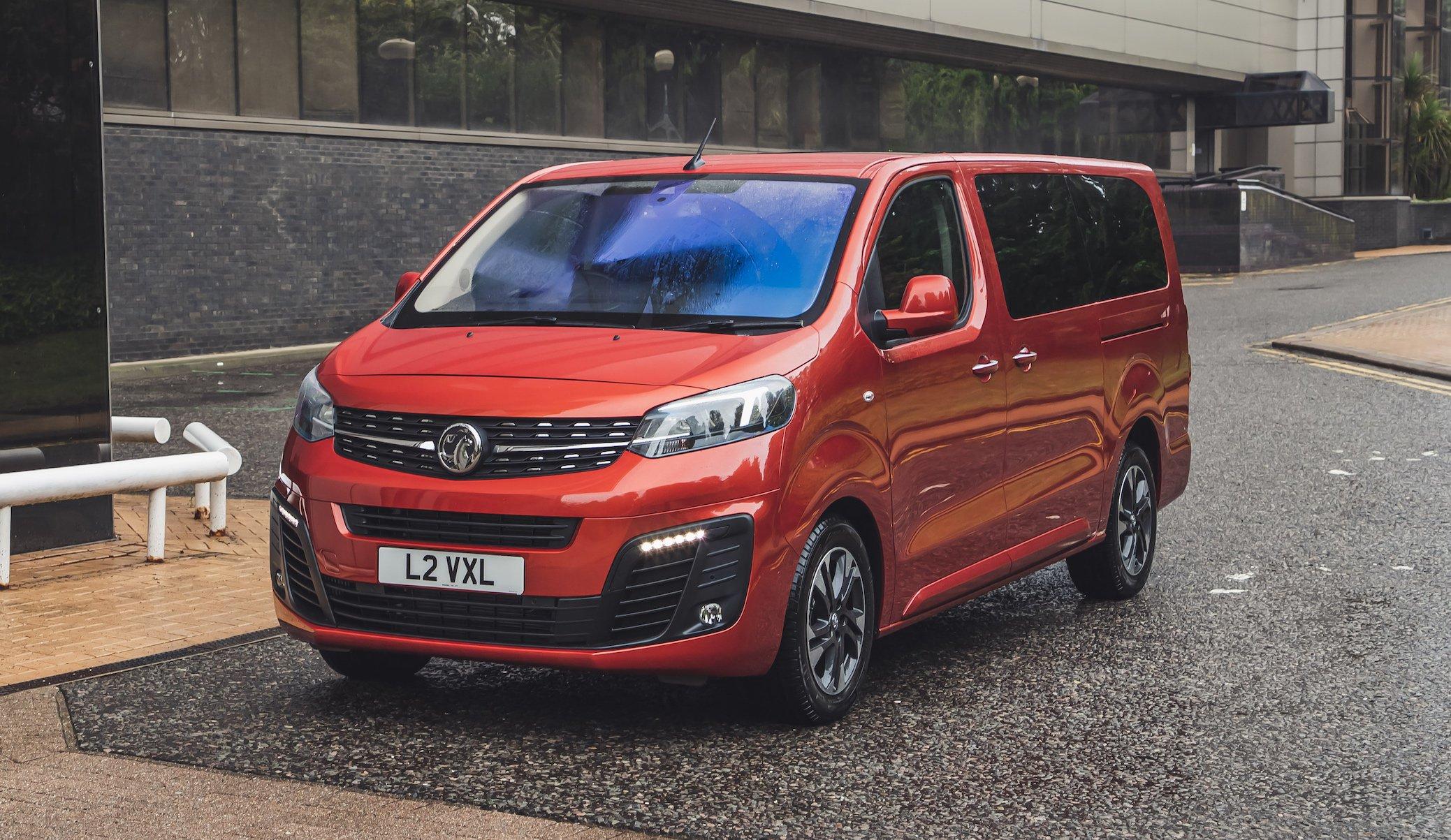 big sale classic buy good 2019 Vauxhall Vivaro Life verdict | What Car?