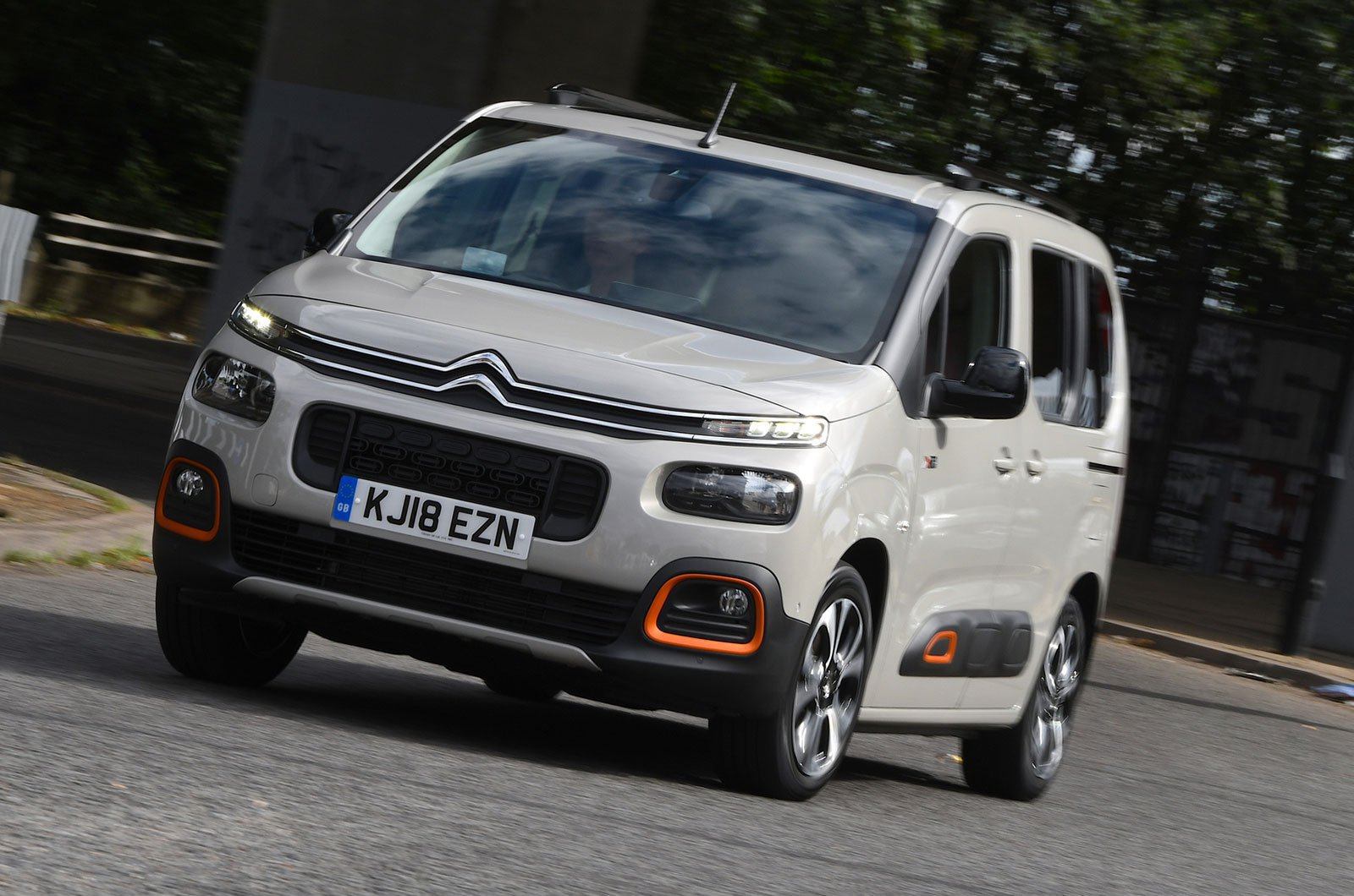 Citroën Berlingo 1.2 Puretech M Feel